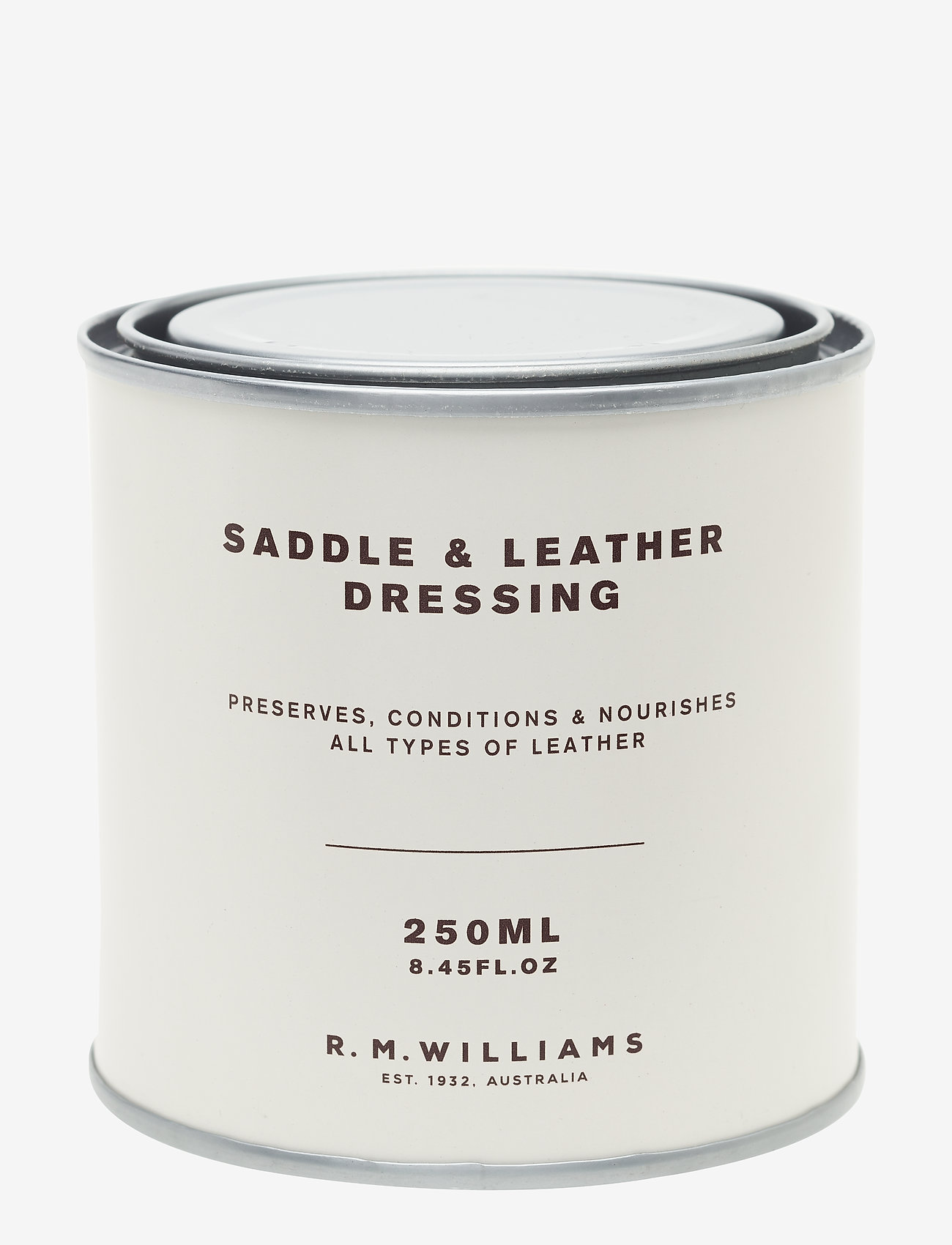 R.M. Williams - Saddle Dressing - shoe protection - no color - 0