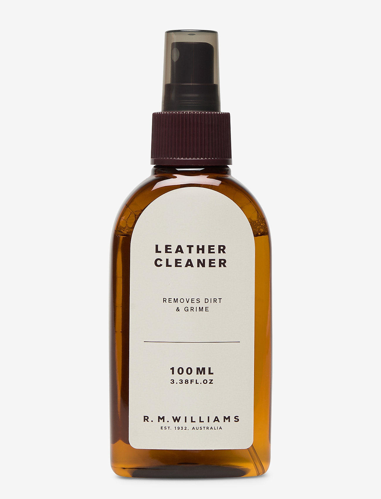 R.M. Williams - Leather Cleaner 100 ml - skobeskyttelse - no color - 0