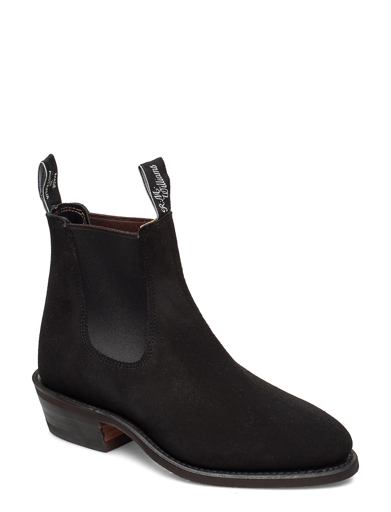 Image of The Yearling G Shoes Boots Ankle Boots Ankle Boot - Heel Sort R.M. Williams (3270672597)