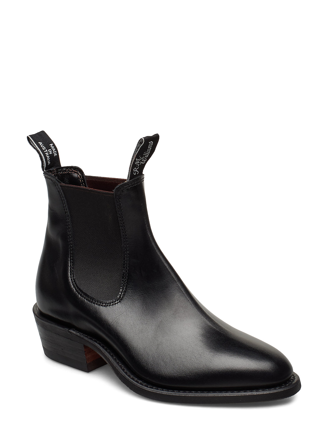 Image of The Yearling Shoes Boots Ankle Boots Ankle Boot - Heel Sort R.M. Williams (3270672595)