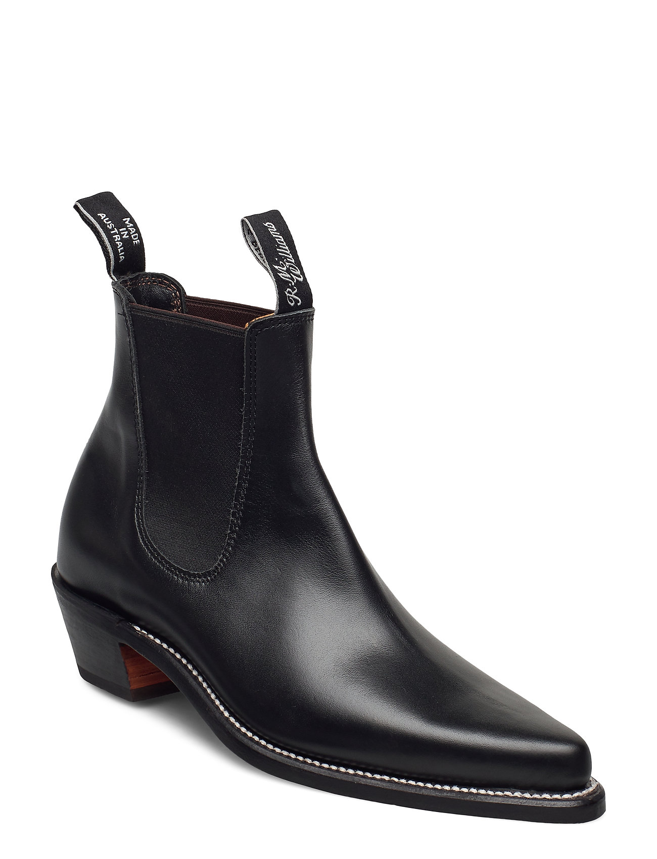 Image of Millicent D Shoes Boots Ankle Boots Ankle Boot - Flat Sort R.M. Williams (3444701709)