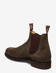 R.M. Williams - Gardener G - chelsea boots - khaki 61 - 2
