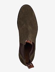 R.M. Williams - Gardener G - chelsea boots - khaki 61 - 3