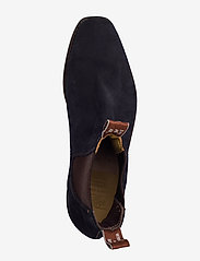 R.M. Williams - Blaxland G - chelsea boots - navy blue r9 - 3
