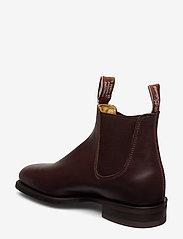 R.M. Williams - Macquarie - chelsea boots - rum - 2