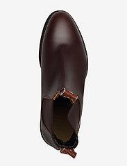 R.M. Williams - Macquarie - chelsea boots - rum - 3