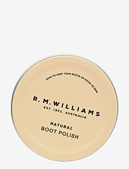 R.M. Williams - RM Stockman Polish - shoe protection - natural - 0