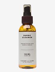 R.M. Williams - Suede Cleaner - skobeskyttelse - no color - 0