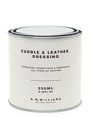 Saddle Dressing - NO COLOR