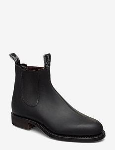 Gardener G - chelsea boots - black