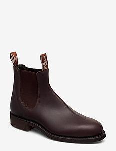 Gardener G - chelsea boots - brown