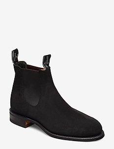 Wentworth G - chelsea boots - black