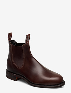 Wentworth - chelsea boots - rum
