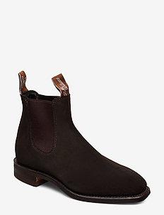 Blaxland G - chelsea boots - chocolate