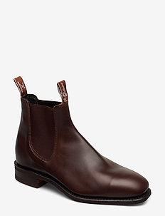 Blaxland G - chelsea boots - rum