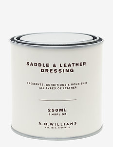 Saddle Dressing - skobeskyttelse - no color