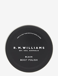 RM Stockman Polish - shoe protection - black