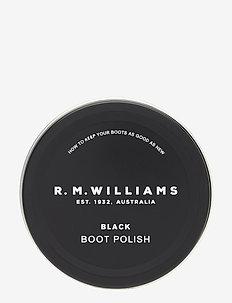 RM Stockman Polish - schoenbescherming - black