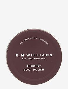 RM Stockman Polish - schoenbescherming - chestnut