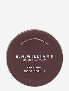 RM Stockman Polish 70 ml - shoe protection - chestnut