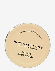 RM Stockman Polish - shoe protection - natural