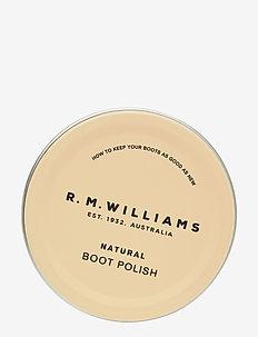 RM Stockman Polish - ochrona obuwia - natural