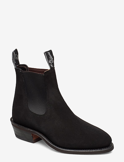 The Yearling G - heeled ankle boots - black