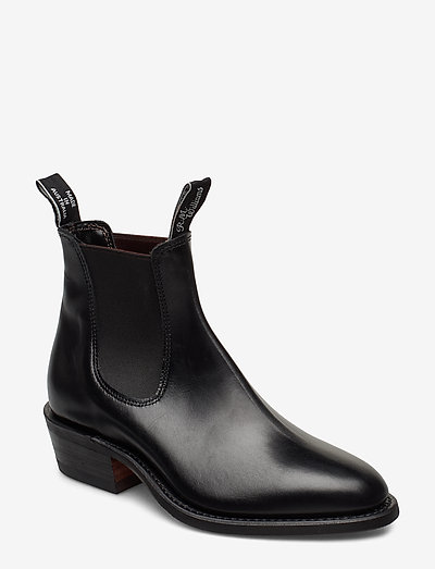 The Yearling - heeled ankle boots - black