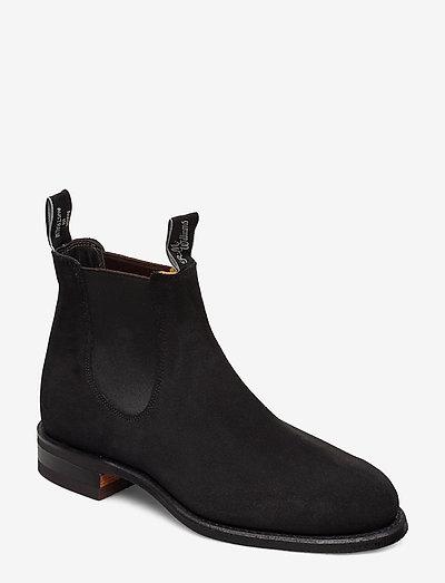 Wentworth - boots - black
