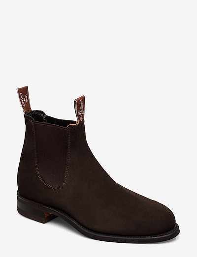 Wentworth - boots - chocolate
