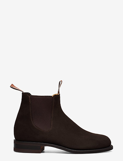 Wentworth G-last Suede Chocolate - saappaat - chocolate