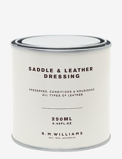 Saddle Dressing - shoe protection - no color
