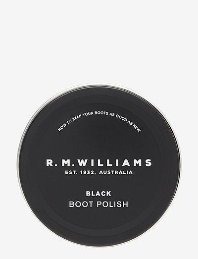 RM Stockman Polish - shoe protection - black