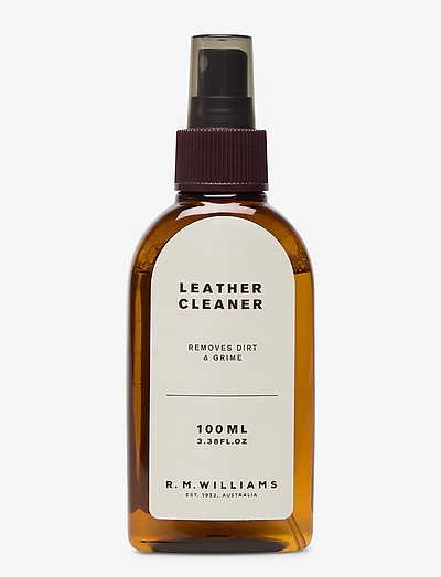 Leather Cleaner 100 ml - shoe protection - no color