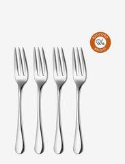 Robert Welch - Radford Bright Pastry Fork, Set of 4 - bestikksett - multi colour - 0