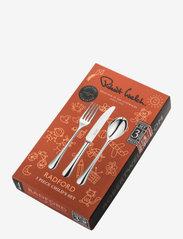 Robert Welch - Radford Bright Children's Cutlery Set, 3 Piece - bestikksett - multi colour - 2