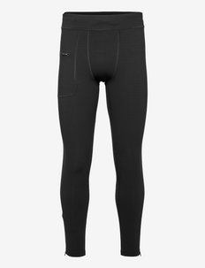 Men's Performance Tights - löpnings- & träningstights - midnight black