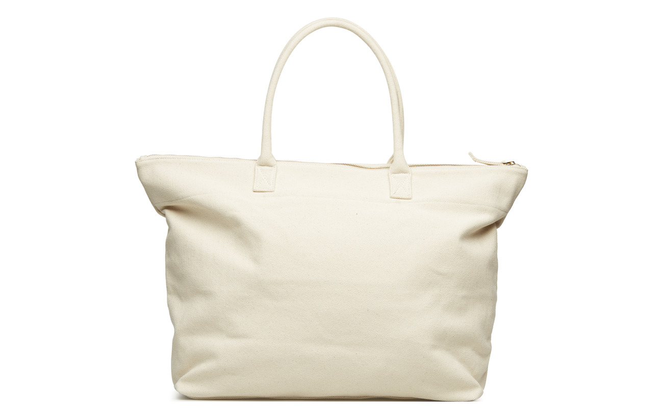 Ecru Tote Canvas 100 Rodebjer Coton Carry taBZxw