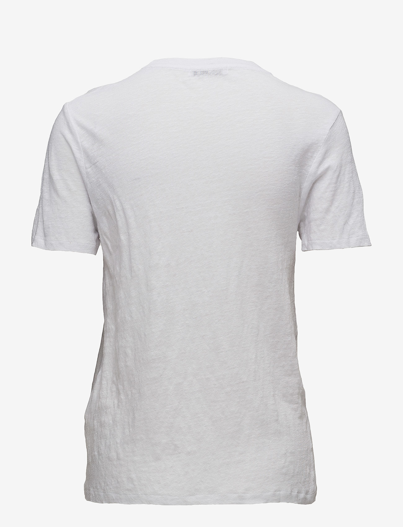 RODEBJER - RODEBJER NINJA LINEN - t-shirts - white - 1