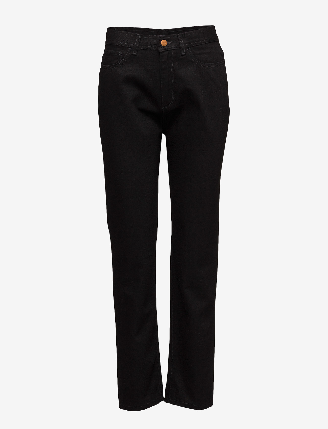 RODEBJER - SUSAN - straight jeans - black - 0