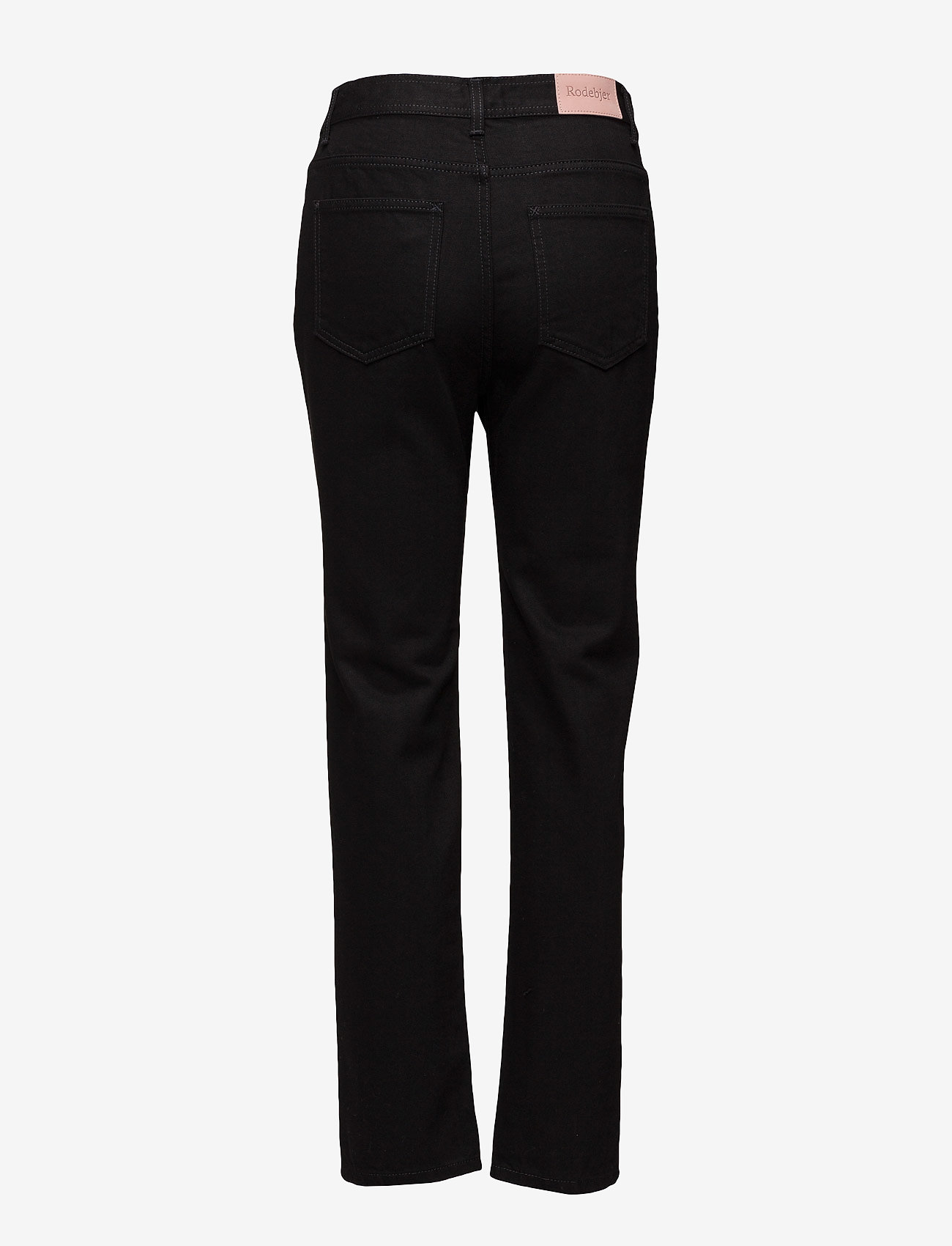 RODEBJER - SUSAN - straight jeans - black - 1