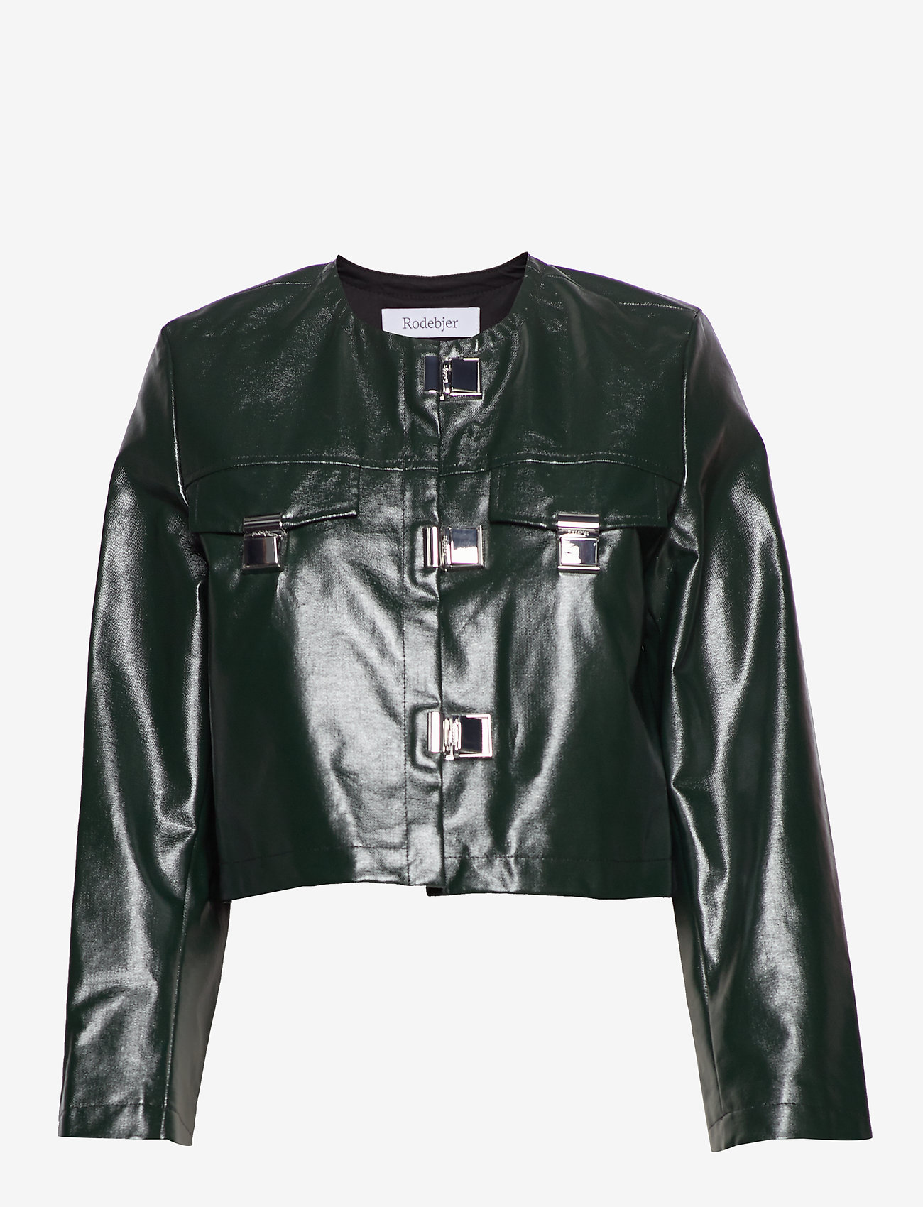 RODEBJER - RODEBJER REZA - leather jackets - pine - 1