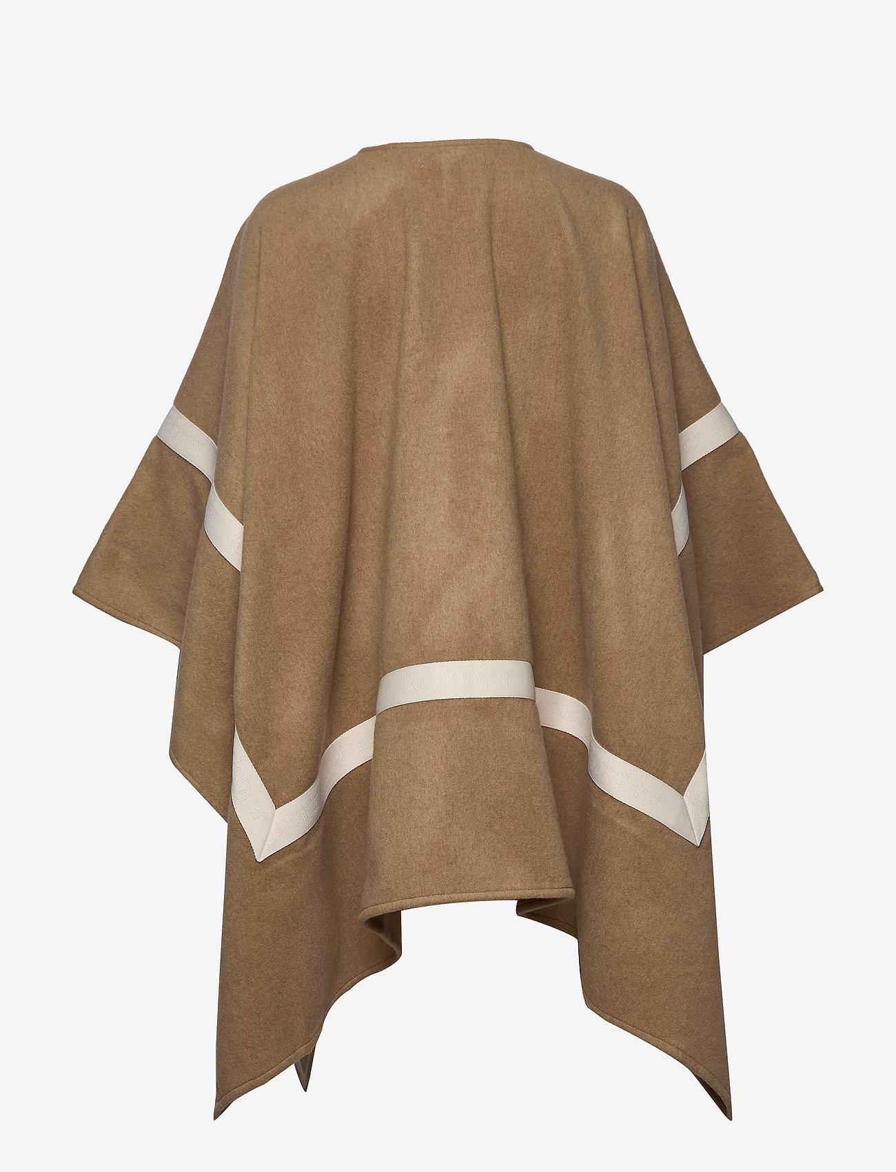 RODEBJER RODEBJER PUNALUU WOOL - Jackets & Coats CAMEL