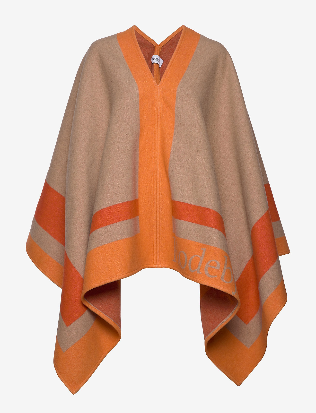 RODEBJER - RODEBJER VARCA - ponchos & capes - camel - 0