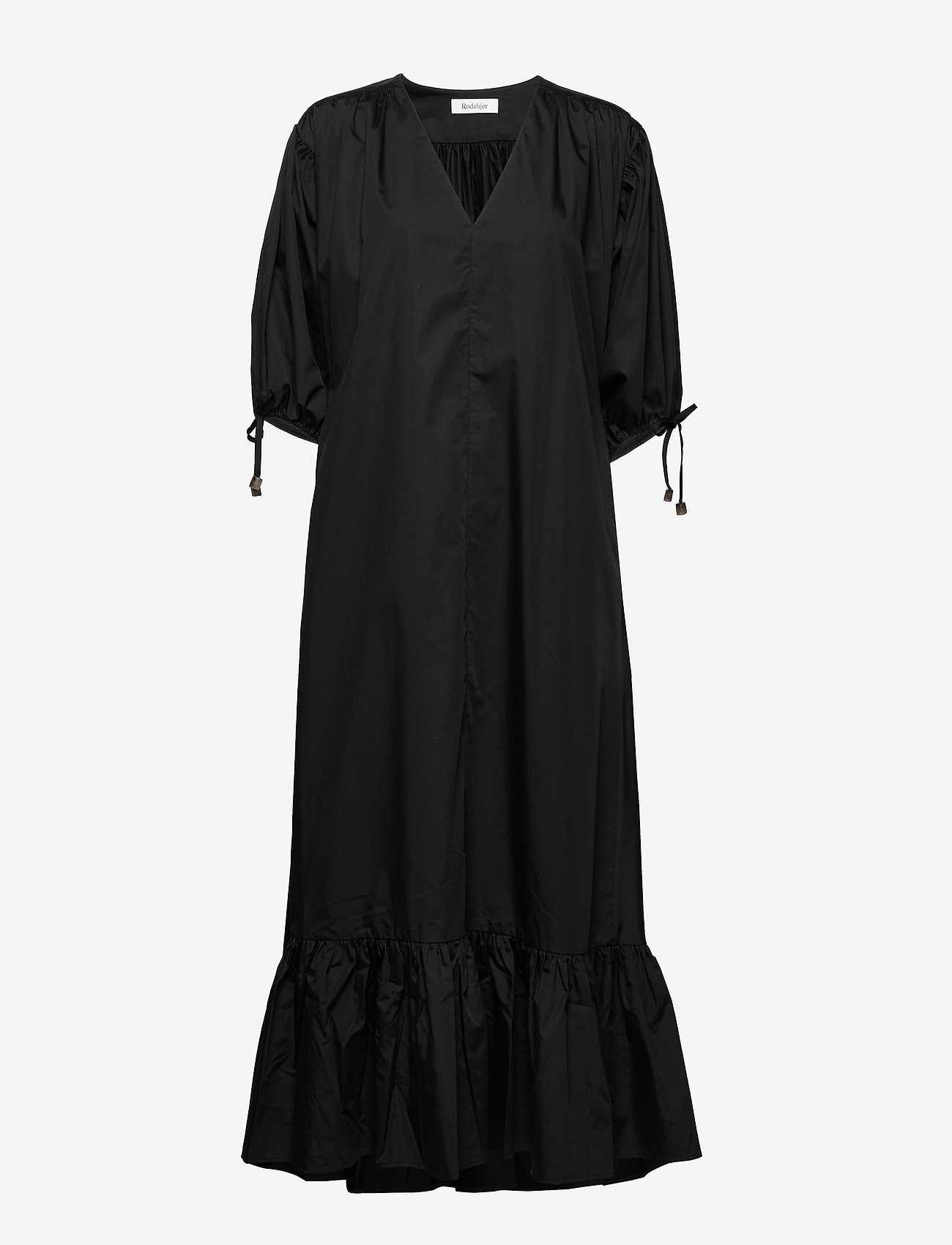 RODEBJER - RODEBJER DAKOTA - summer dresses - black - 0