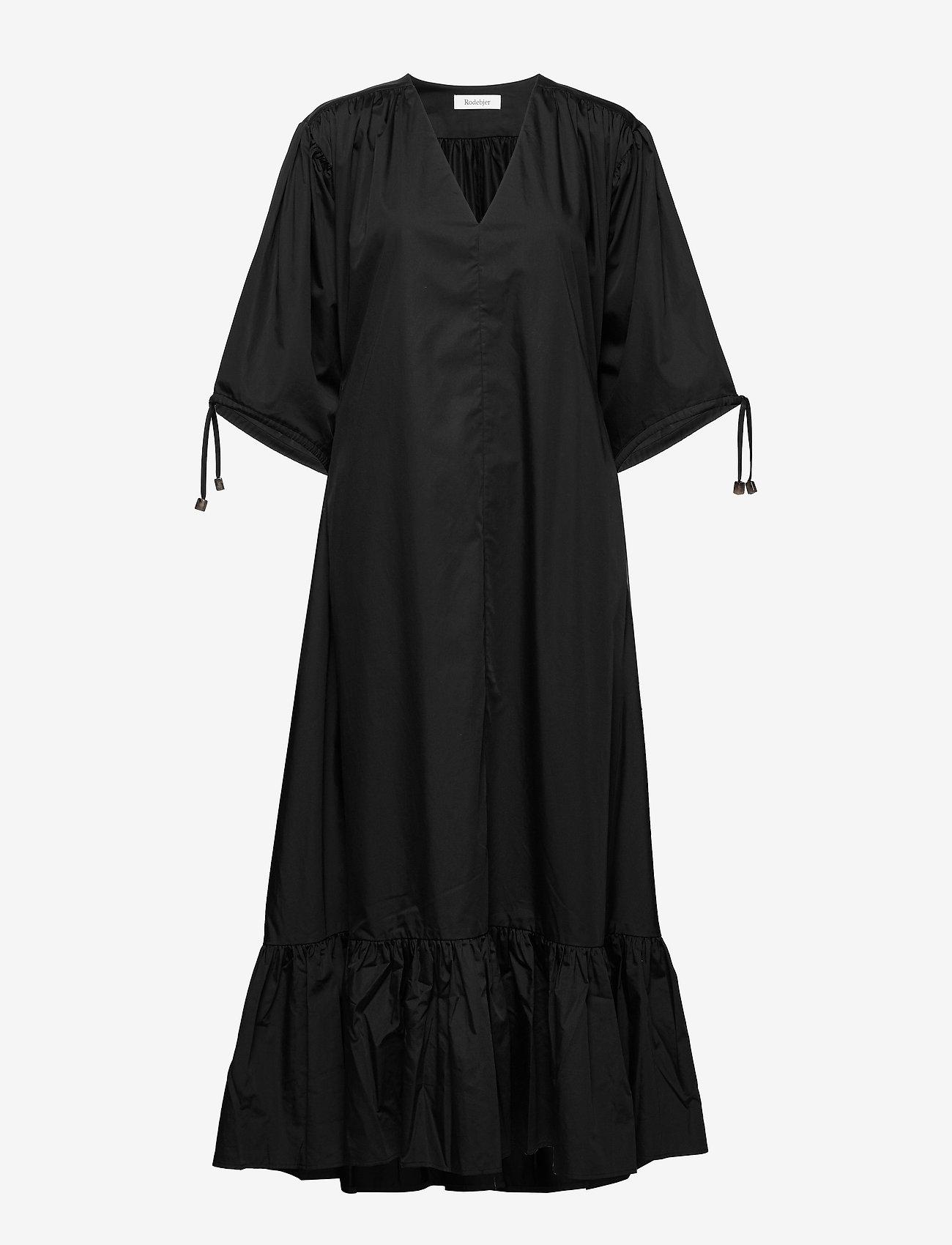 RODEBJER - RODEBJER DAKOTA - summer dresses - black - 4