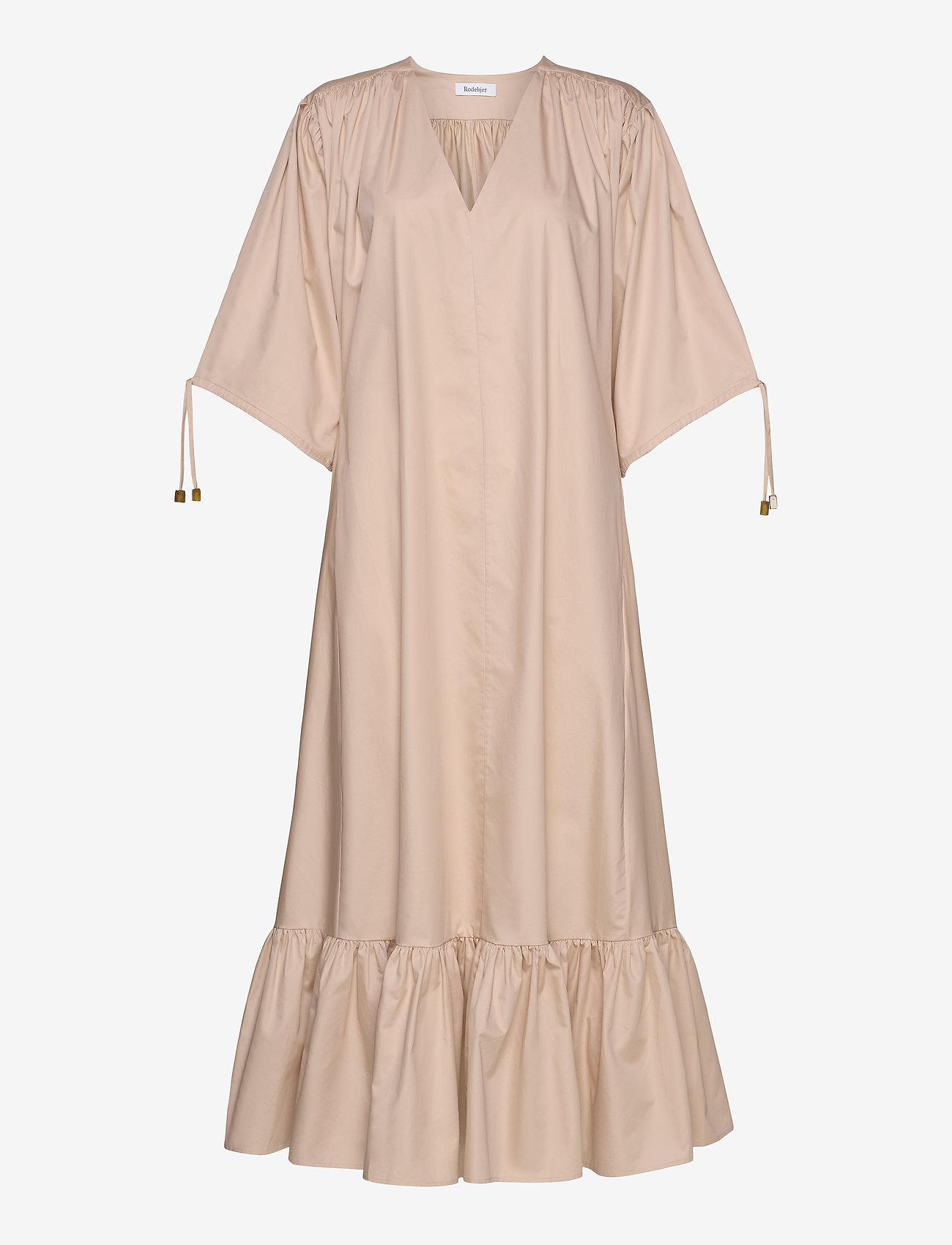 RODEBJER - RODEBJER DAKOTA - robes longues - whisper pink - 0