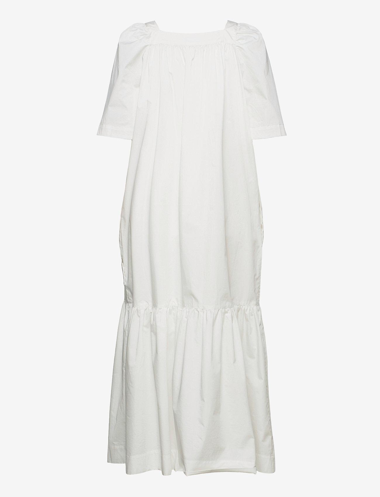 RODEBJER - RODEBJER DONYA - maxi dresses - white - 1