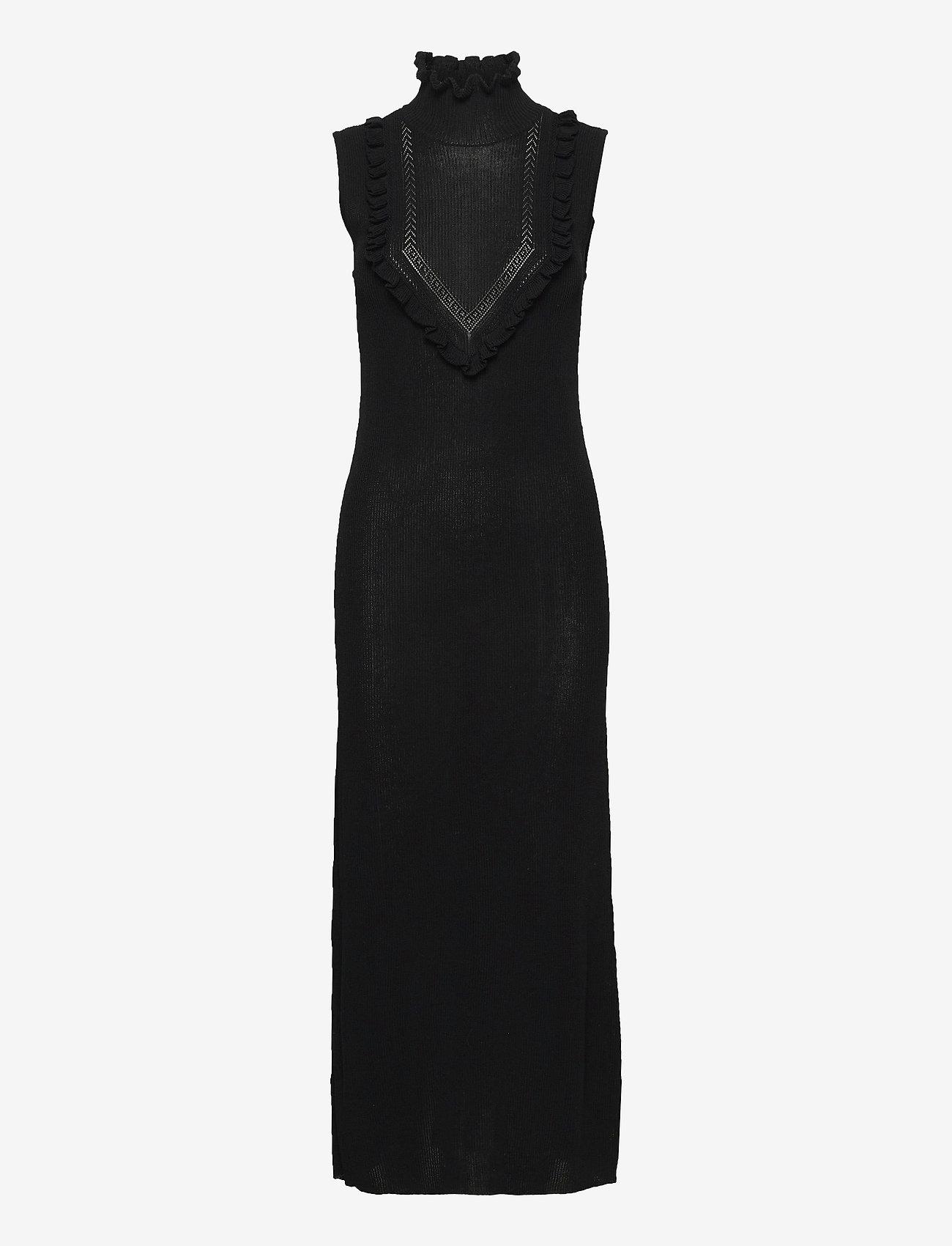 RODEBJER - RODEBJER AILE - stramme kjoler - black - 0