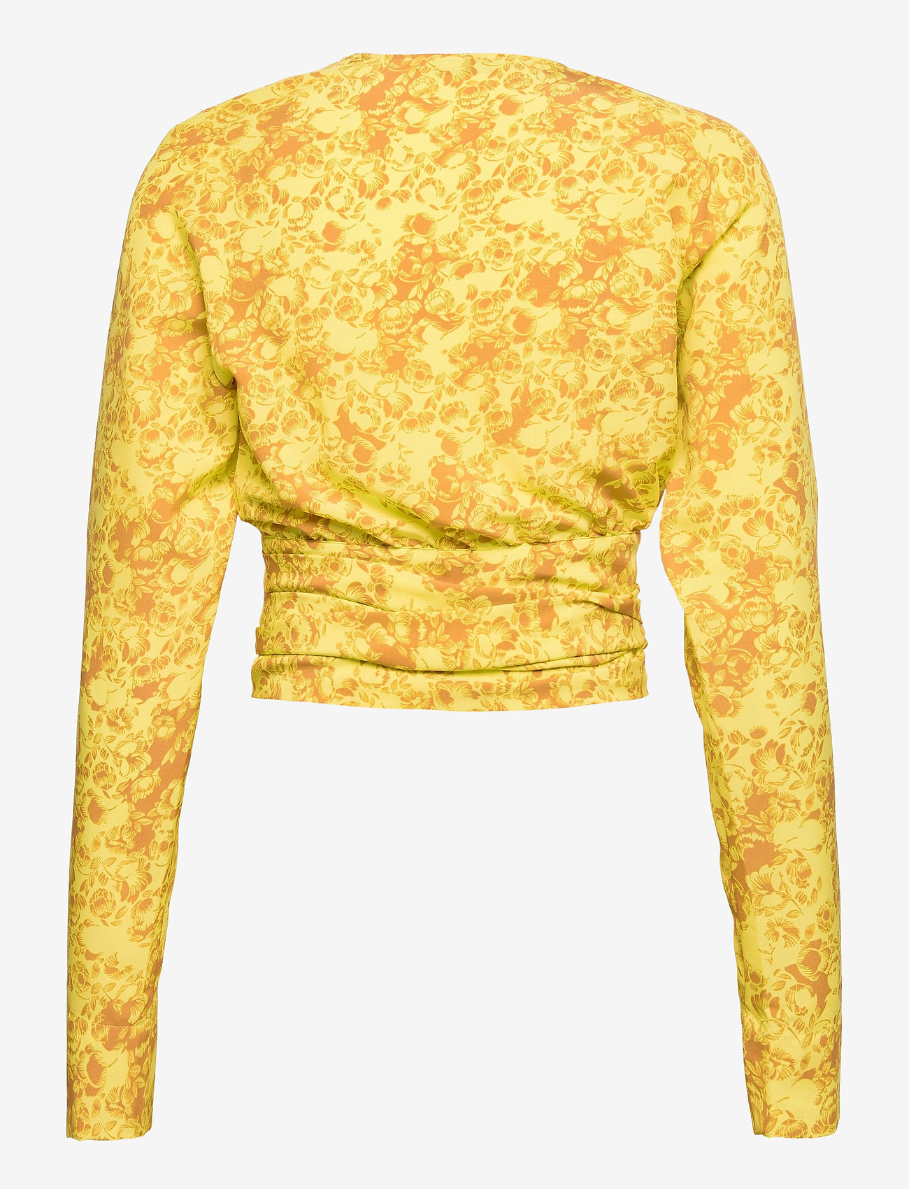 RODEBJER - RODEBJER DOVE BUDDING - langærmede bluser - rave yellow - 1